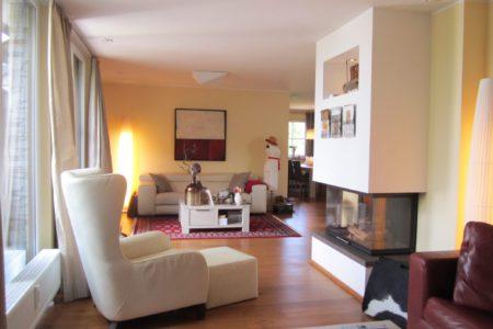 Schöner Wohnen in Aigen – Traumhafte 5 Zimmer Dachgeschoßwohnung