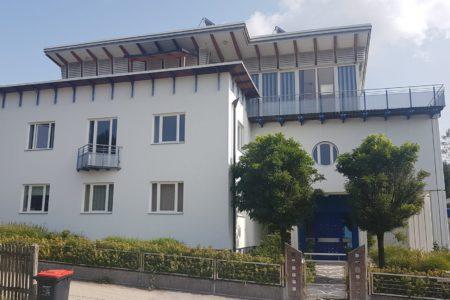 Villa Vöcklabruck ruhige Lage mit Gebirgsblick