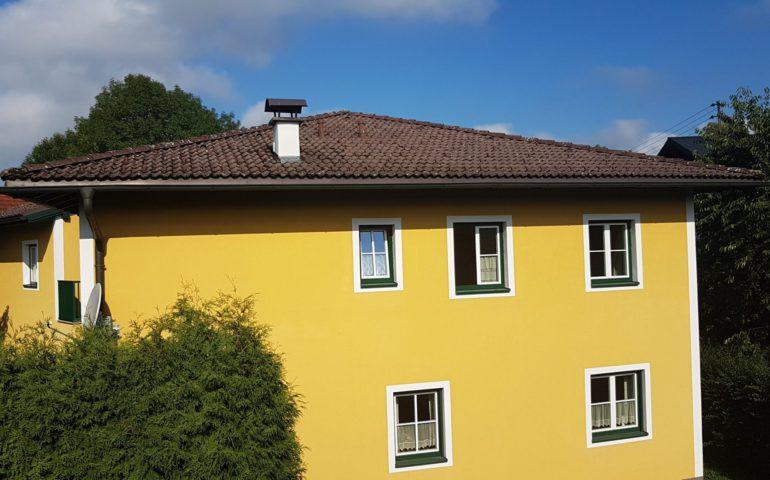 Modernes Stockhaus Vöcklabruck – Zentrum, ruhige Lage
