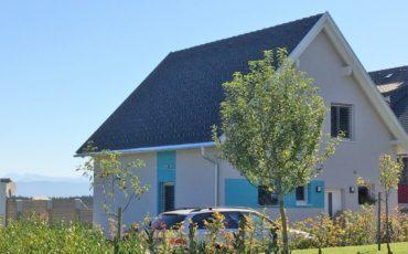 RESERVIERT-AMPFLWANG – Einfamilienhaus in sonniger Lage