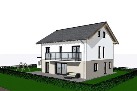 Einfamilienhäuser Alt Lenzing – Buchenweg